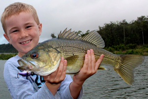 australian bass fishing where to fish bailey weaver