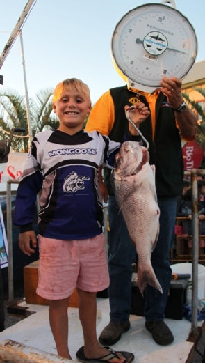 carnar-fin fishing competition 2015