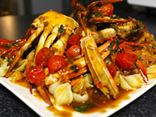 best chilli crab recipe