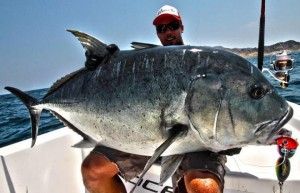 rock wyrsta giand trevally GT surface popper