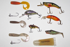 bream lures