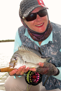 jo starling yellowfin bream