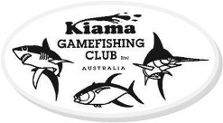 kiama game fishing club logo