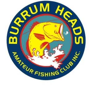 Burrum Heads Fishing Club logo easter fishing classic