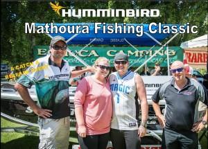 HUMMINBIRD Mathoura Fishing Classic 2015
