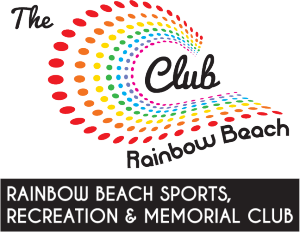 Mitsubishi Motors Rainbow Beach Family Fishing Classic 2014 club logo