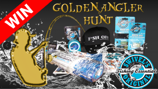 Golden Angler Hunt, fishing competition