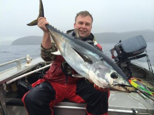bluefin tuna dinghy fishing tas hobart