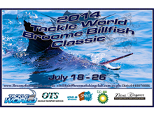 2014 Broome Billfish Classic Flyer