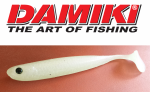 Damiki Anchovy Shad 6 inch soft plastic fishing lure