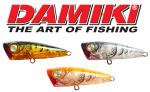 Damiki Umpa Popper fishing lure