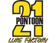 pontoon 21 logo