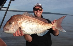 snapper fishing western port vic