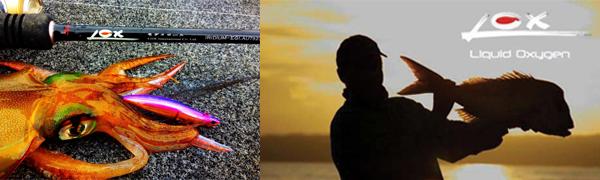 lox fishing rods
