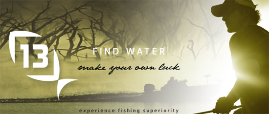 13 fishing find water make your own luck