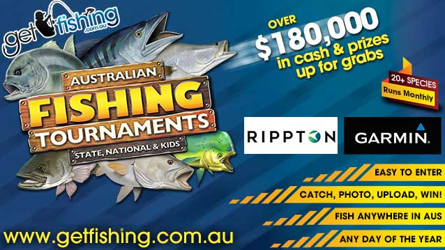 australian fishing tournaments competitions