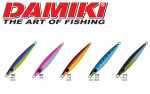 Damiki Balhae Jigs for demersal and pelagic jigging fishing