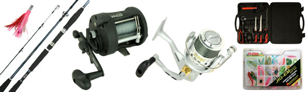 silstar fishing tackle