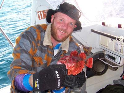 fishing tournament ugliest fish
