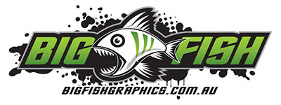 bigfish graphics get fishing tournament sponsor