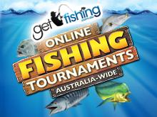 online fishing tournament australia