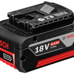 Bosch 6.0ah 18v lithium ion battery
