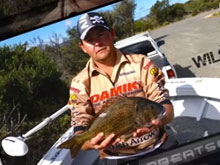 fishing tournament competition winners march 2015