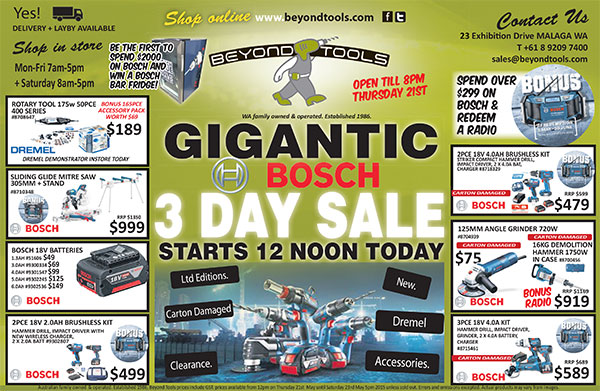 Beyond-Tools-Malaga-gigantic-bosch-sale