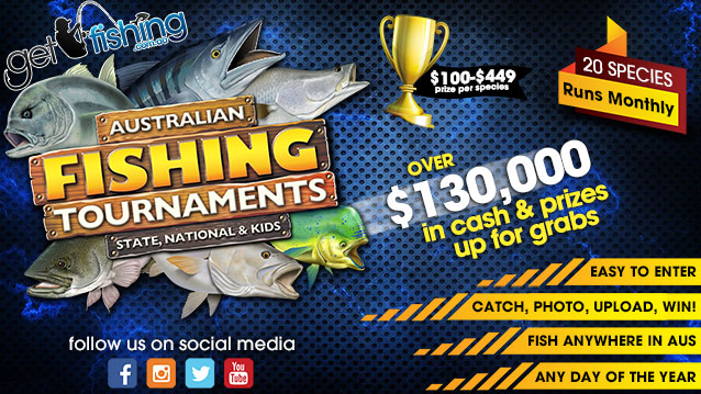 australian fishing tournaments logo
