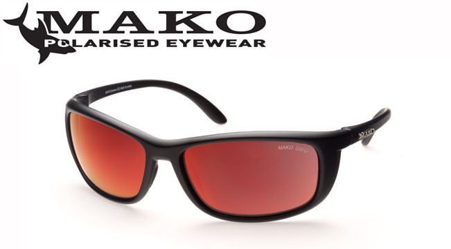 MAKO INTRODUCES G0H2 – GREY BASE, RED MIRROR DECENTRED CROWN GLASS LENS
