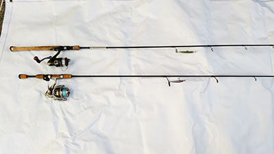 rods for trout fishing