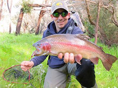 rainbow trout western australia tyrone yahiya