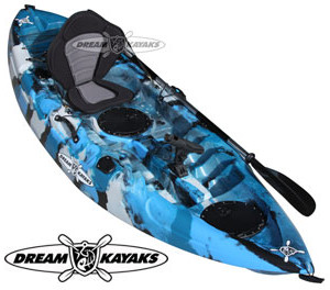 Dream Kayaks Dream Catcher 3 Fishing Kayak_420x264