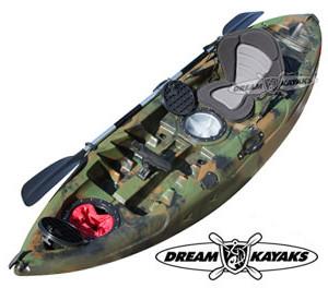 Dream Kayaks Dream Catcher 3G Fishing Kayak Brisbane