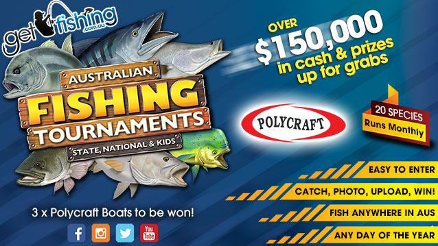 australian fishing tournament competitions