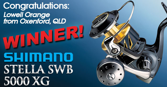 Shimano Stella Winner