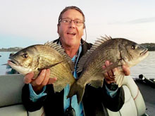 australian fishing tournaments winners june 2016