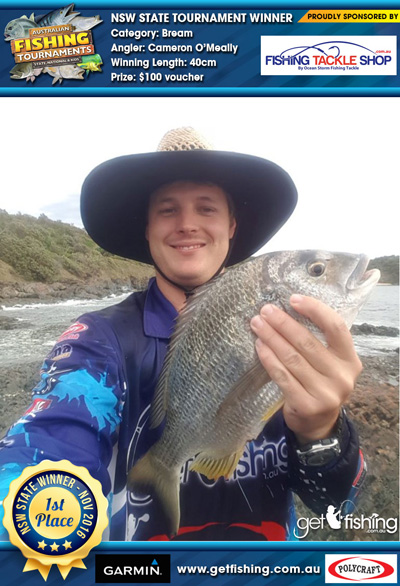 Bream-40cm-Cameron-O'Meally