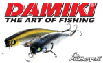 Damiki Axe Serpent minnow fishing lure