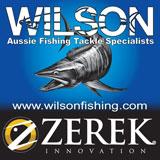 Wilson fishing zerek web banner