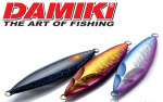 Damiki Suplex Jigs for demersal and pelagic jigging fishing