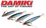 Damiki Tokon Jigs for demersal and pelagic jigging fishing