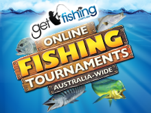 online fishing tournament australia