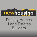 new housing.com.au web banner