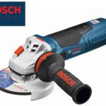 Bosch Blue Angle Grinder