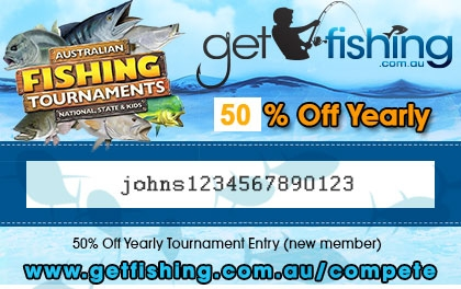 getfishing-50%-Off-New-Tournament-Entry